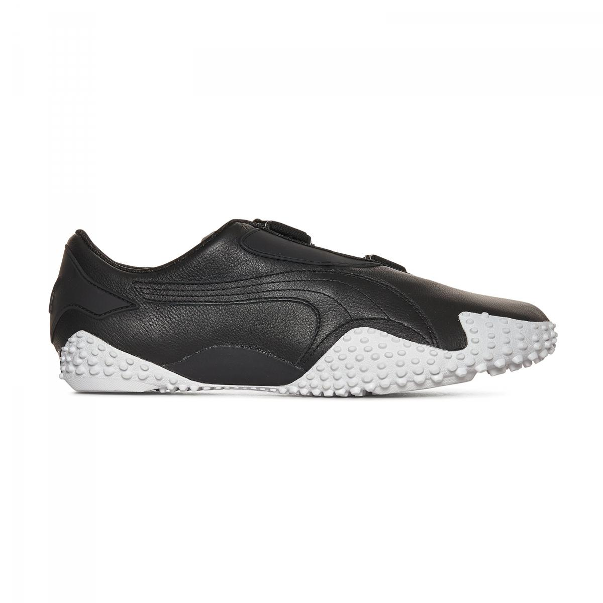 PUMA Leather Mostro Og Sneakers in Black for Men - Lyst