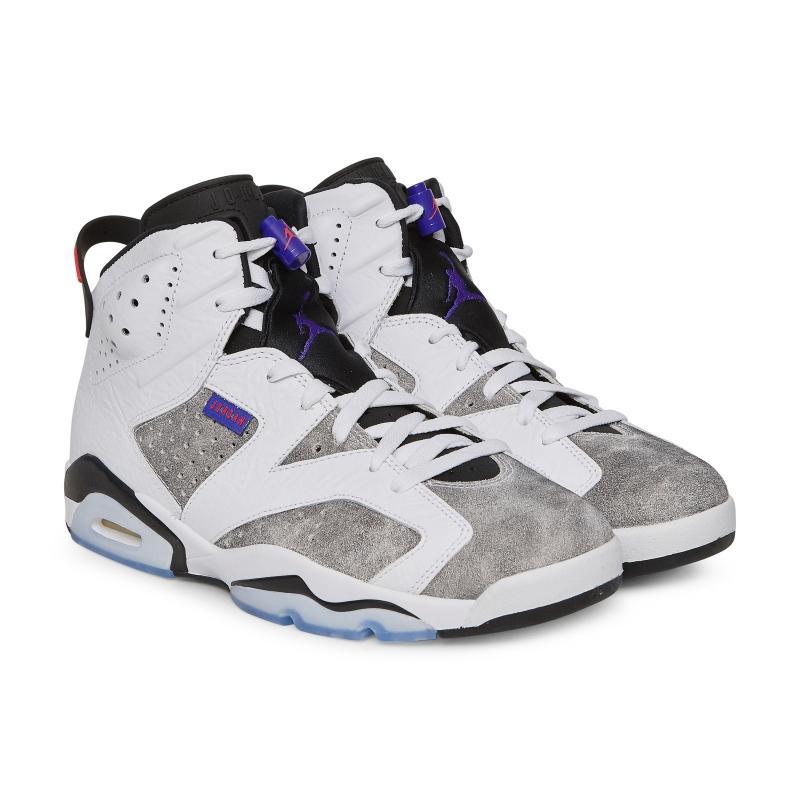 21f45b356c1fff ... Air 6 Retro Ltr  flint  Sneakers for Men - Lyst. View fullscreen
