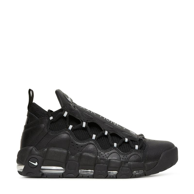 the latest 5e877 50be0 Nike Air More Money Gymnastics Shoes in Black for Men - Lyst