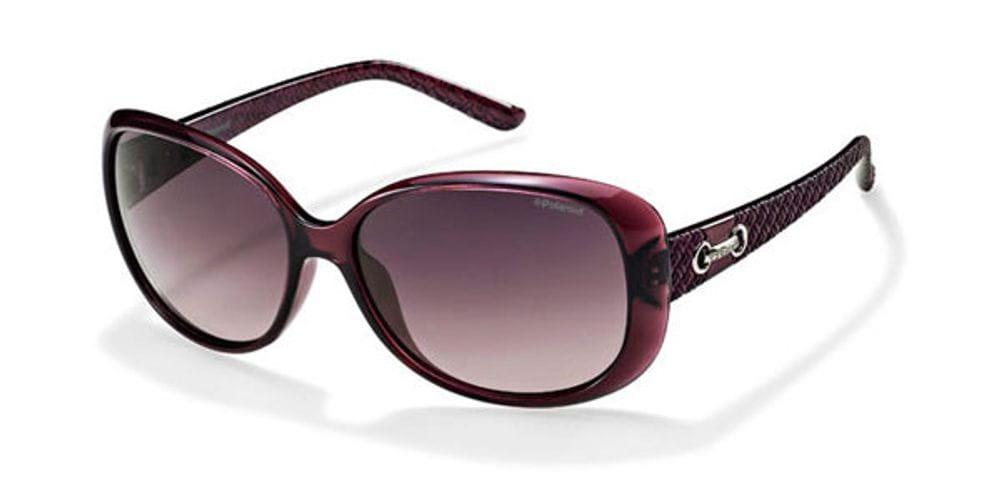 POLAROID women/'s Crystal Purple Sunglasses Polarized Violet Gradient P8430 C6T