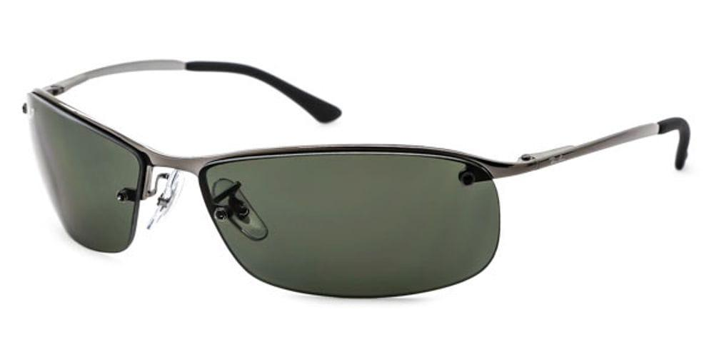 Ray-Ban Rb3183 Active Lifestyle Polarized 004/9a in Grey ...