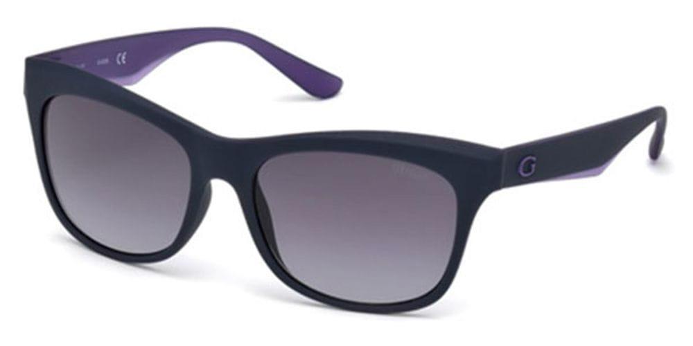 Guess Gu 7464 82b Violet in Purple - Lyst