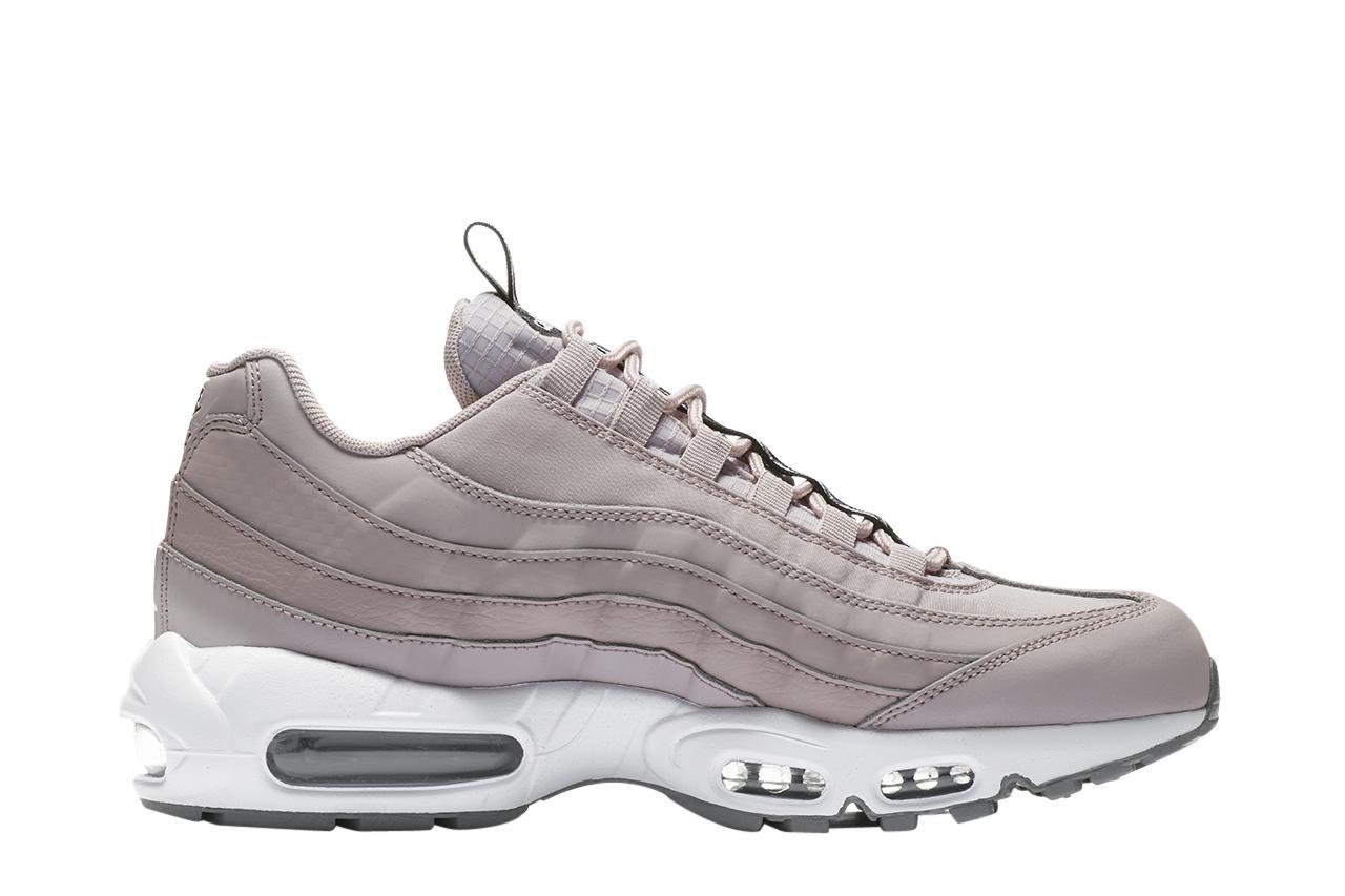 6065f323f78a Nike - Gray Air Max 95 Se for Men - Lyst. View fullscreen