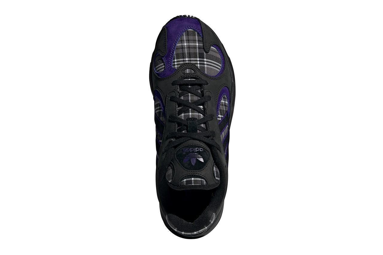 adidas Yung-1 in het Blauw voor heren