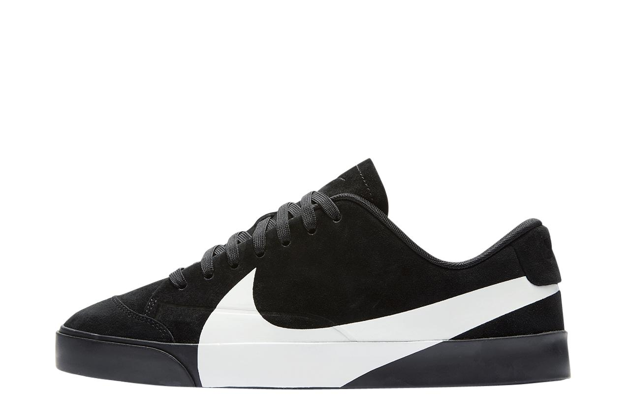 newest collection 19bf0 aae9d Nike Wmns City Blazer Low Lx in Black for Men - Lyst