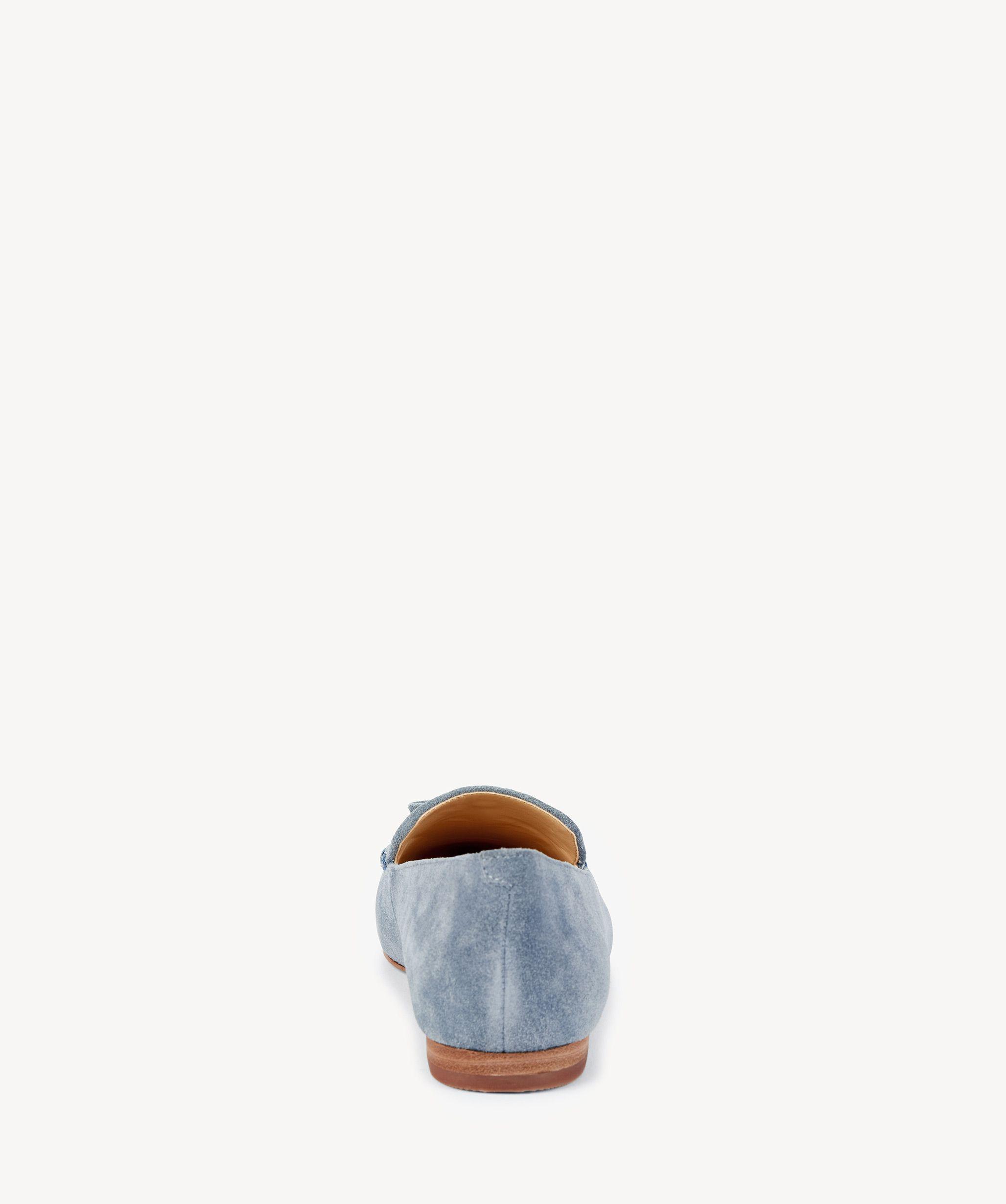 da40fef1413 Sole Society - Blue Hadlee Tassel Loafer - Lyst. View fullscreen
