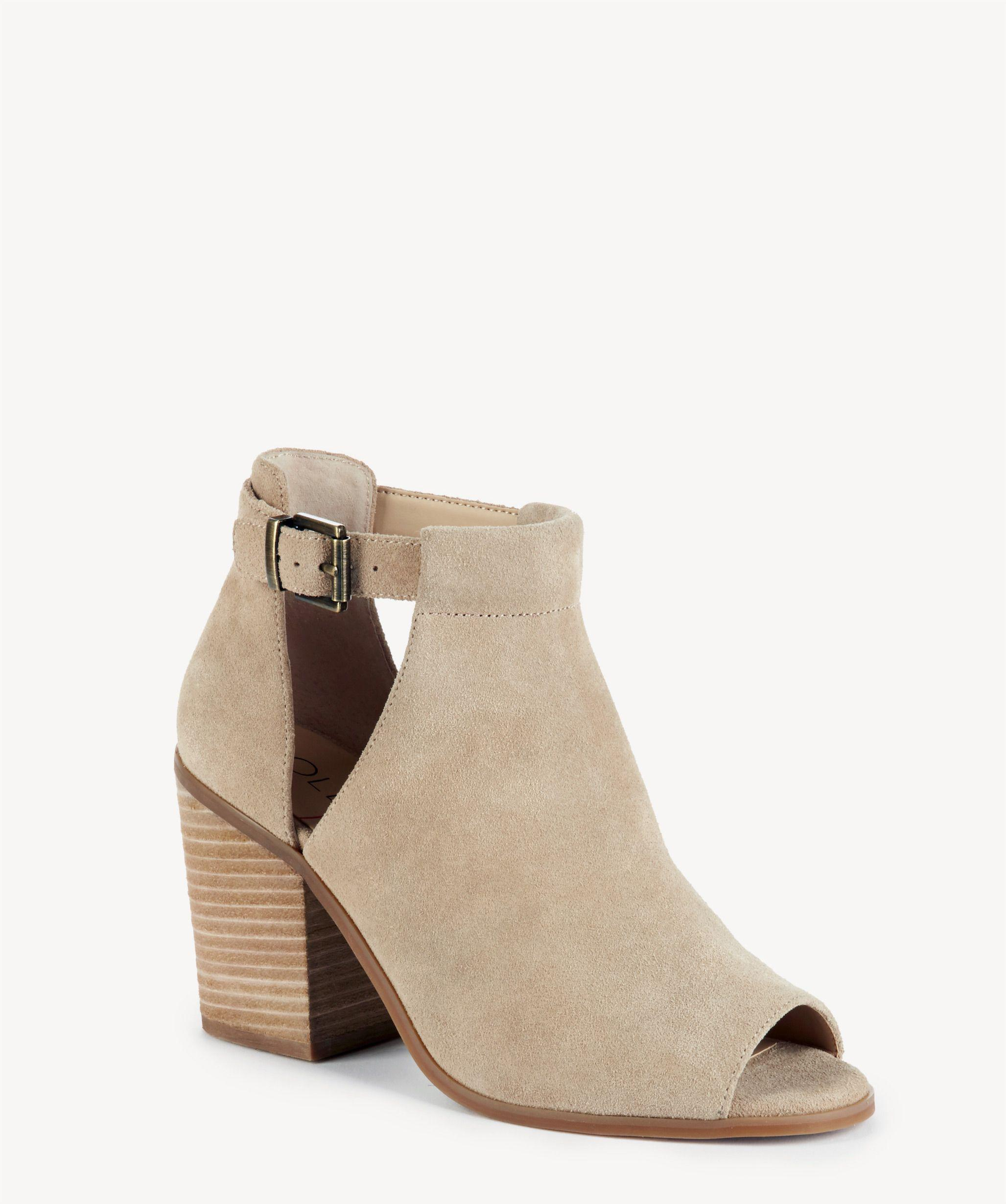 047894a901f Lyst - Sole Society Ferris Block Heel Sandal in Natural