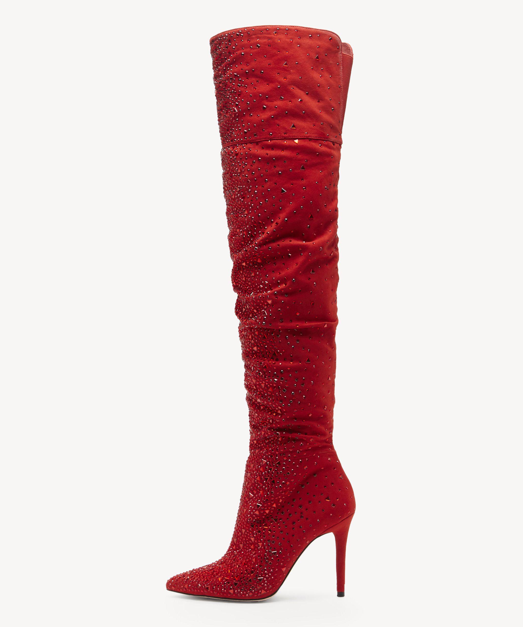 5f1eb8b4847 Jessica Simpson - Red Luxella - Lyst. View fullscreen