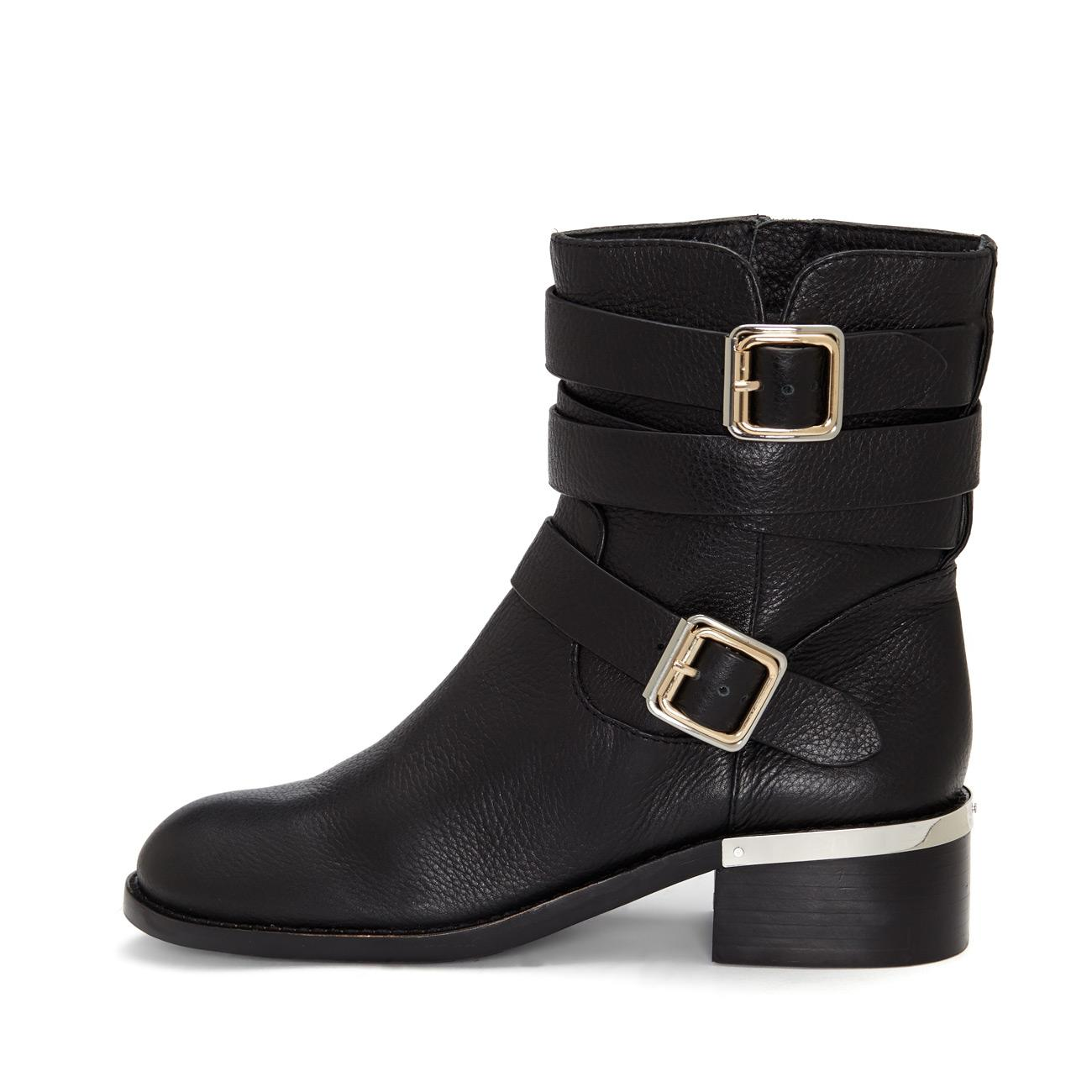 Vince Camuto Denim Webey In Black Lyst