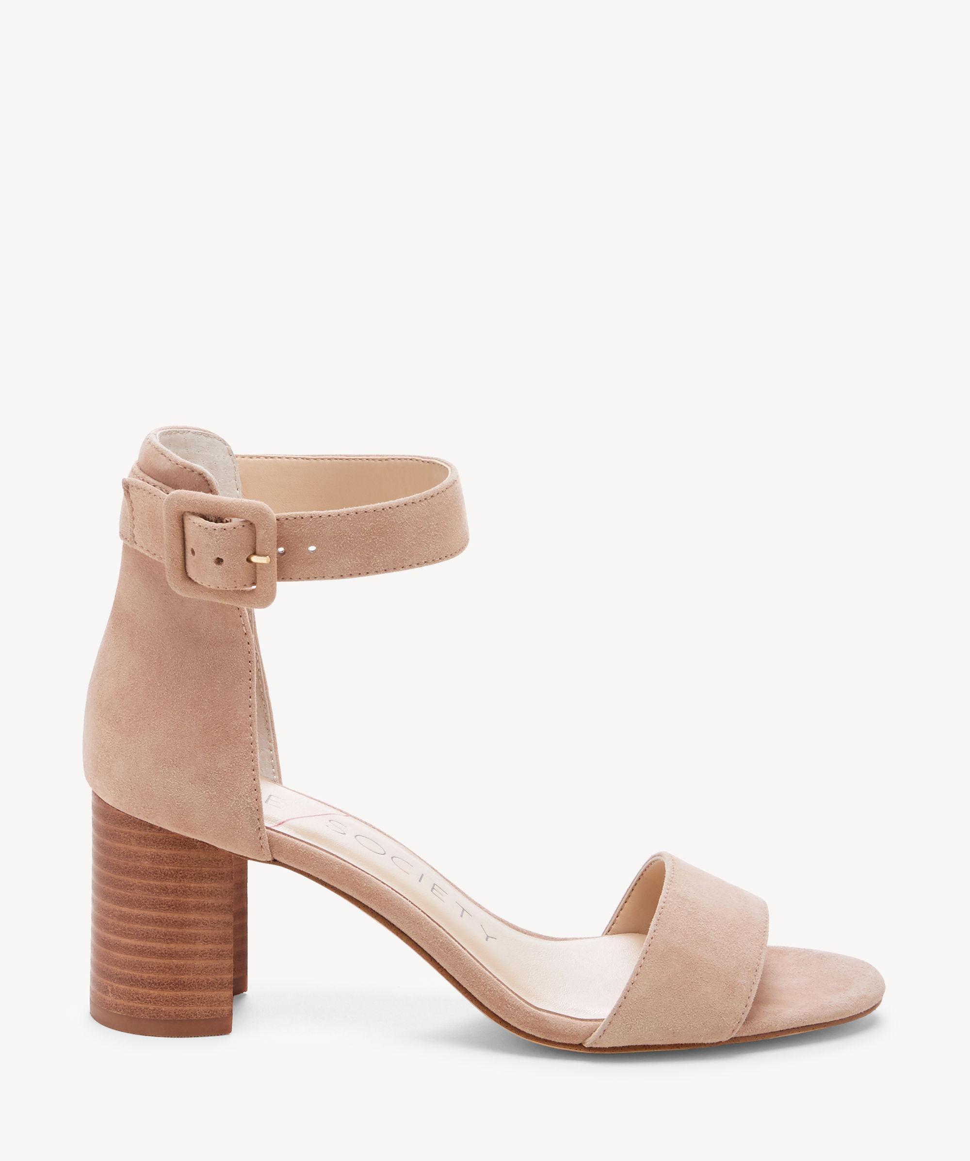 6ef546af6c6 Lyst - Sole Society Helgah3 Ankle Strap Sandal