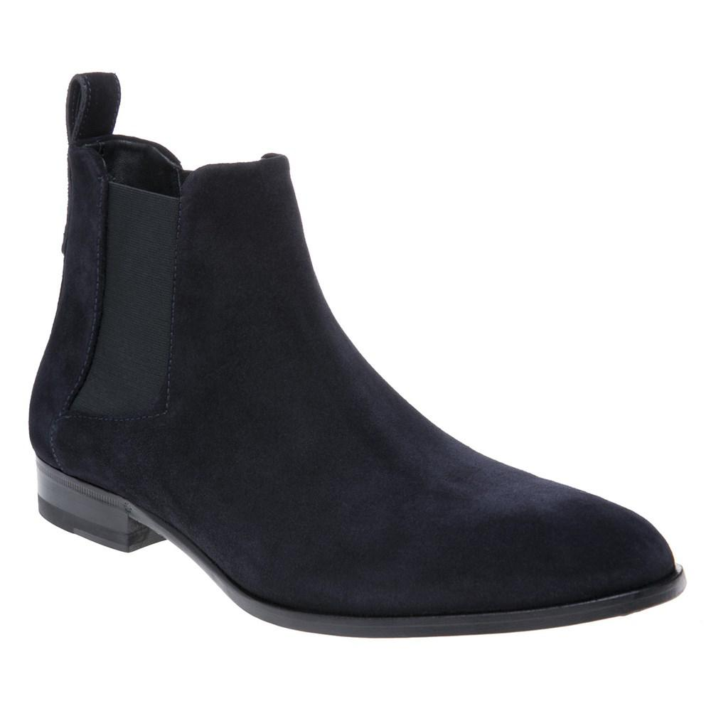 HUGO BOHEME CHEB - Classic ankle boots - black