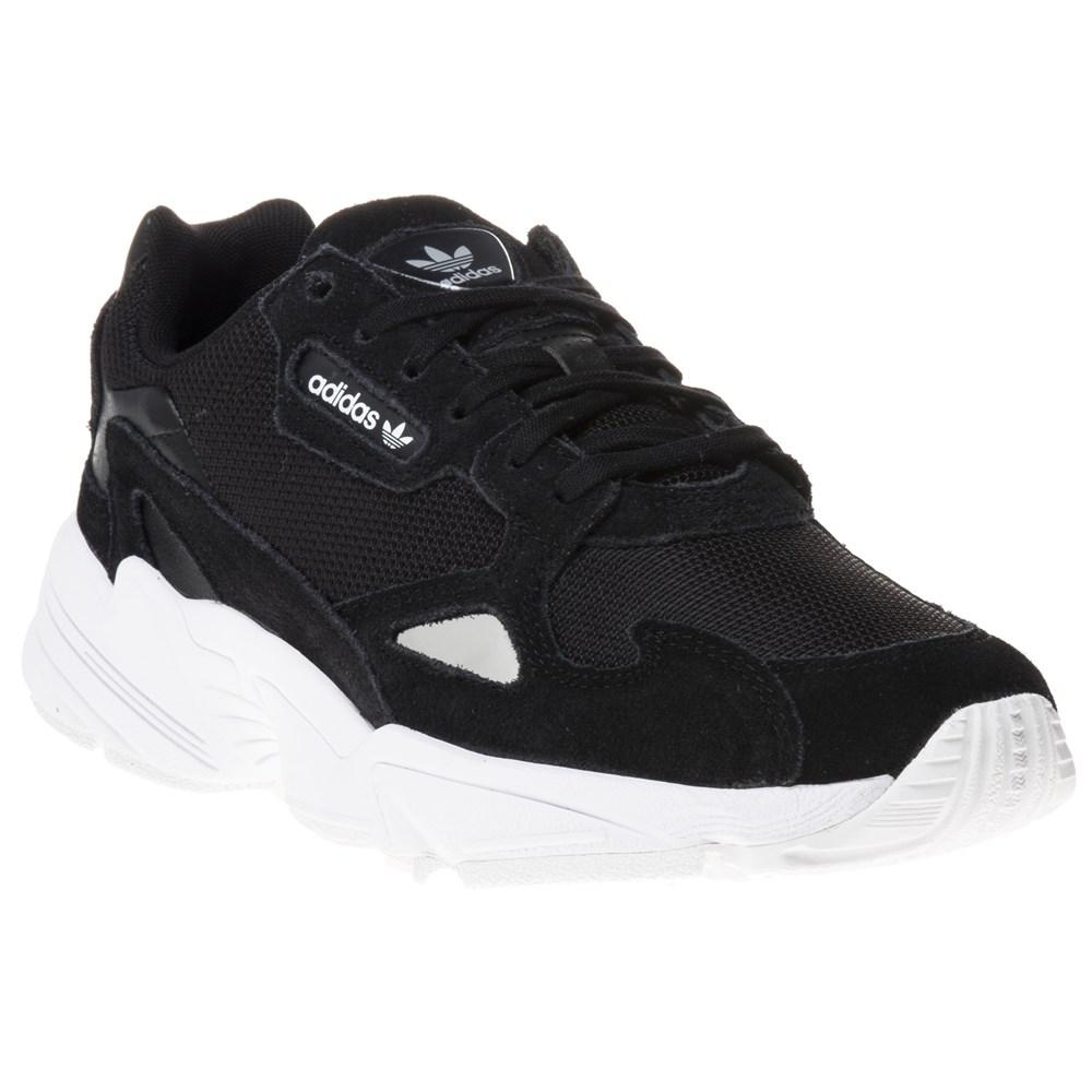 bf169e71783 Adidas - Black Falcon Trainers for Men - Lyst. View fullscreen