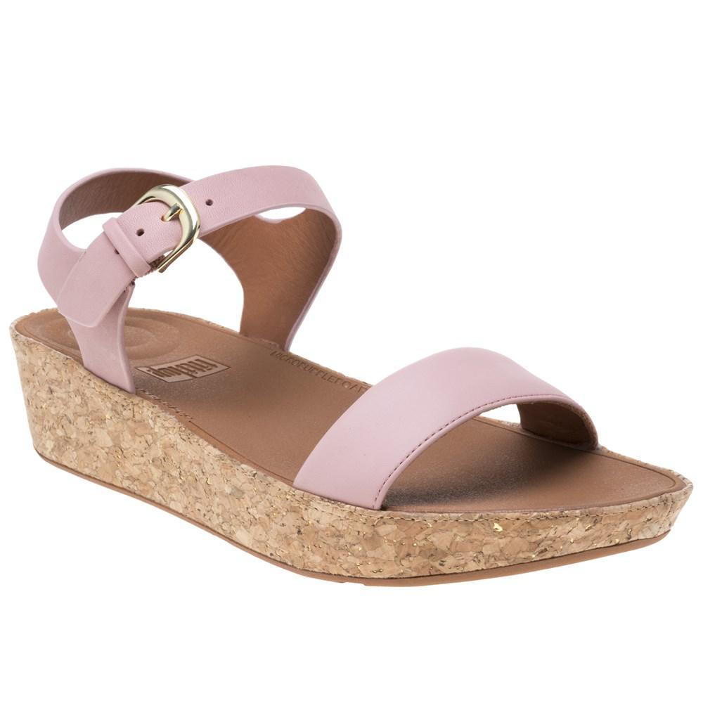 d34df2f4eedd9 Fitflop Bontm Ii Back Strap Sandals in Pink - Lyst