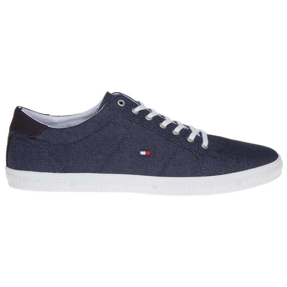 043ba0be Tommy Hilfiger Howell Trainers in Blue for Men - Lyst