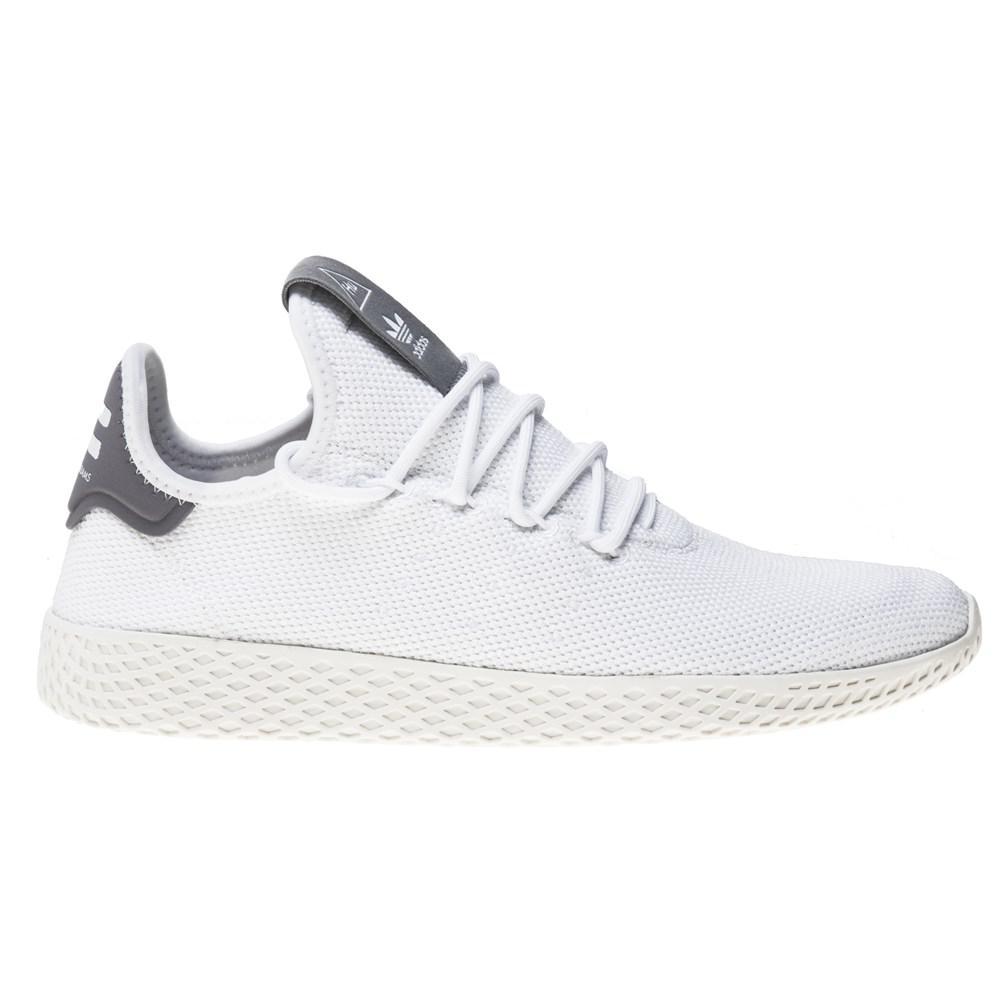 e36d1ae969ad1 Adidas - White Pharrell Williams Tennis Hu Trainers for Men - Lyst. View  fullscreen