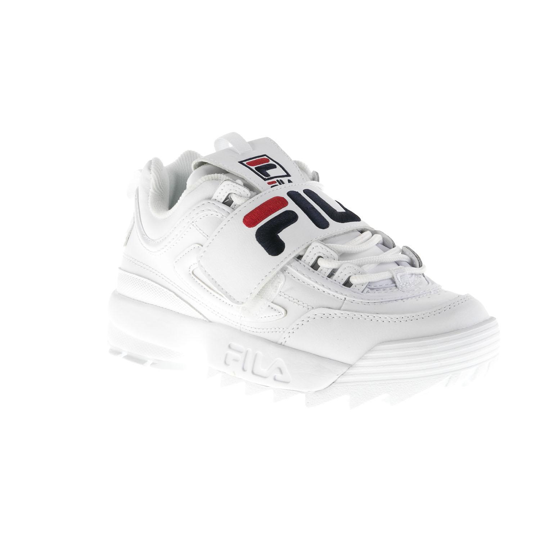 110dc91482 Fila Disruptor Ii Premium Trainers in White for Men - Lyst