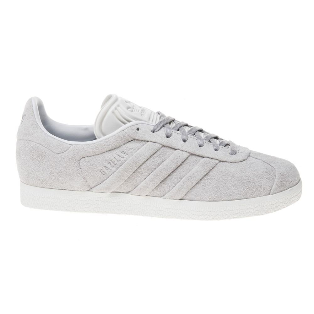 Adidas Gazelle Trainers in Gray - Lyst cfebca0b8
