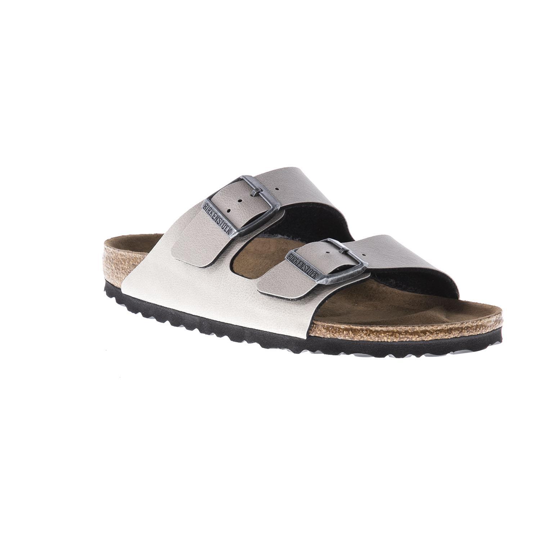 ad933ac22e2b Birkenstock - Multicolor Arizona Vegan Sandals for Men - Lyst. View  fullscreen