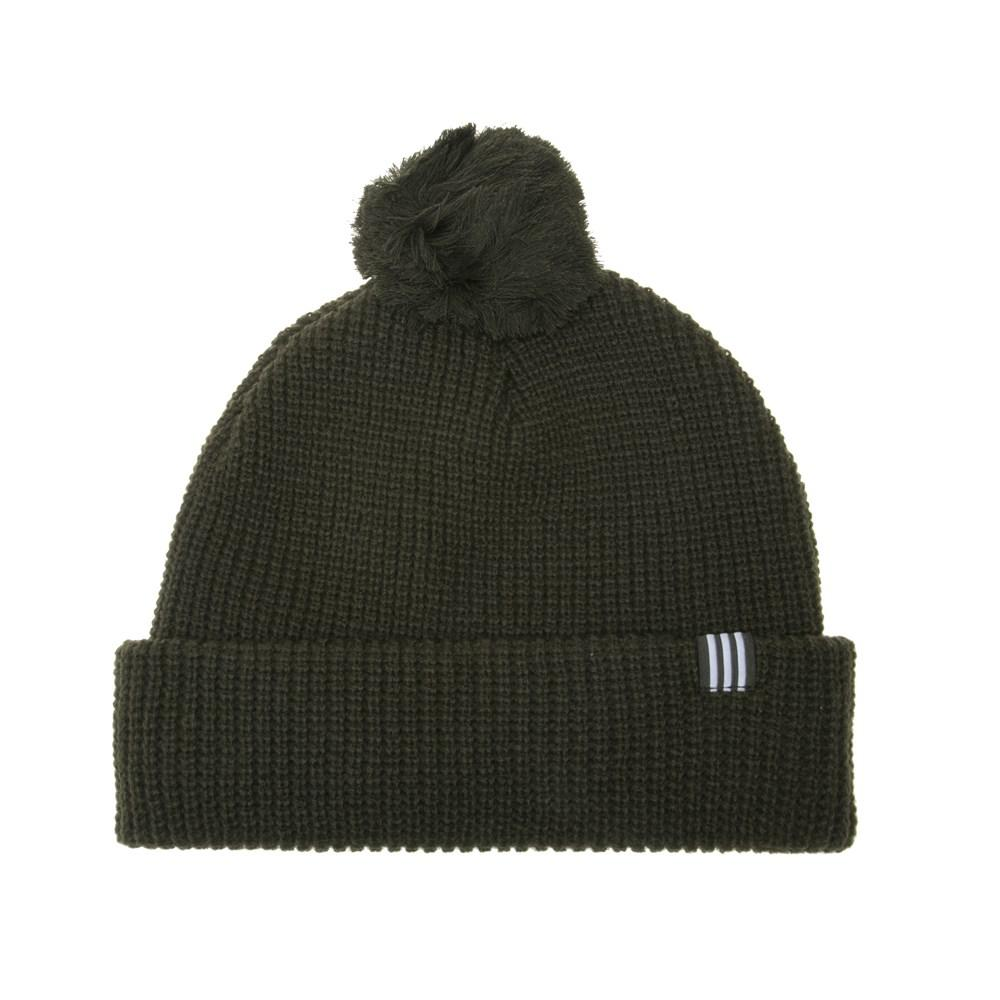 Adidas - Green Pom Pom Beanie for Men - Lyst. View fullscreen 39cb22ce543