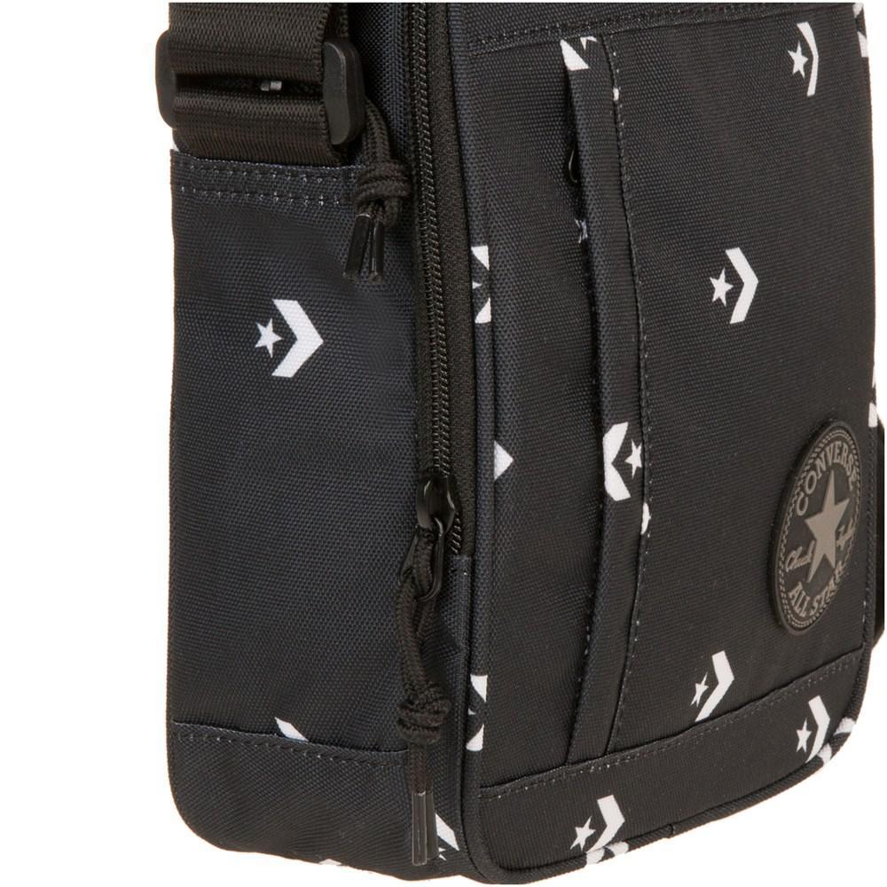 6fa1621b4e1e Converse Chevron Cross Body Bag in Black for Men - Lyst