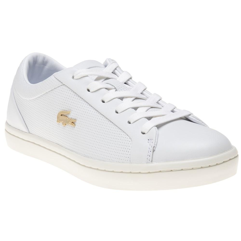 2c8977f81 Lacoste. Women s Straightset Trainers