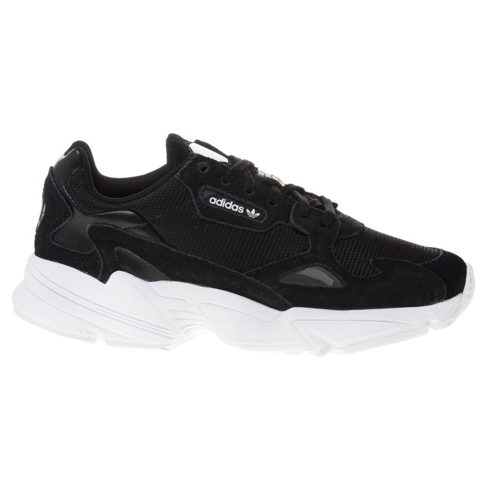 Adidas - Black Falcon Trainers for Men - Lyst. View fullscreen a214d2777