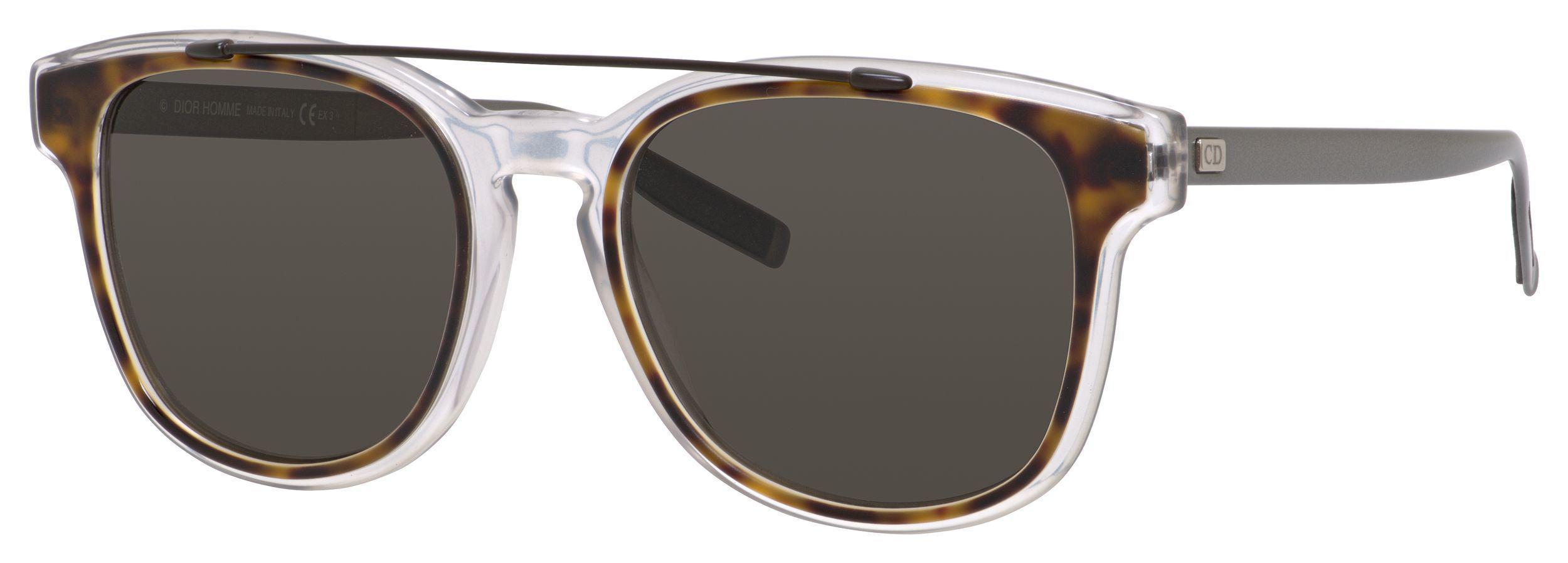 18e283ca26ea3 Lyst - Dior Homme Blacktie 211 Square Sunglasses