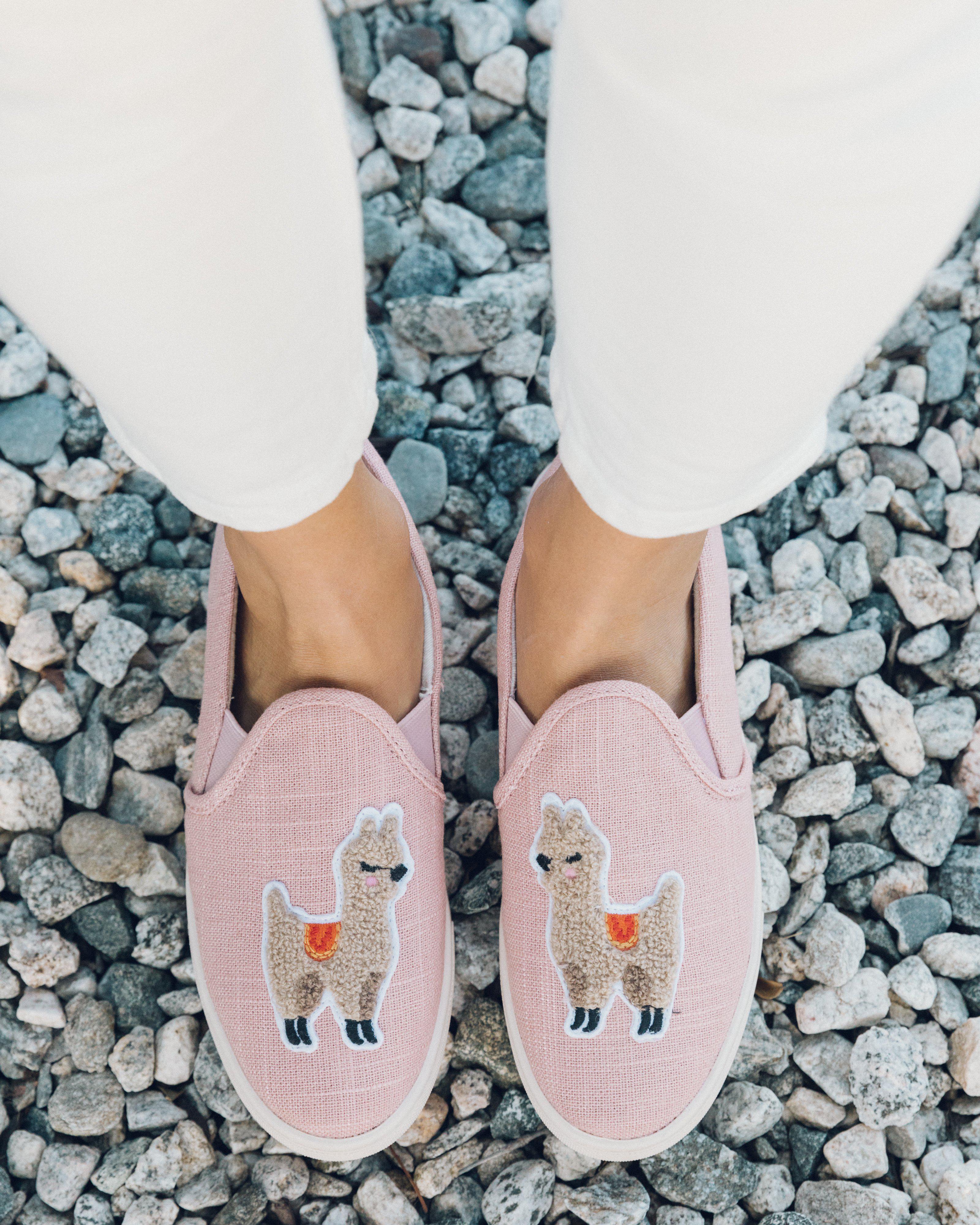 Soludos Llama Slip-on Sneaker - Lyst