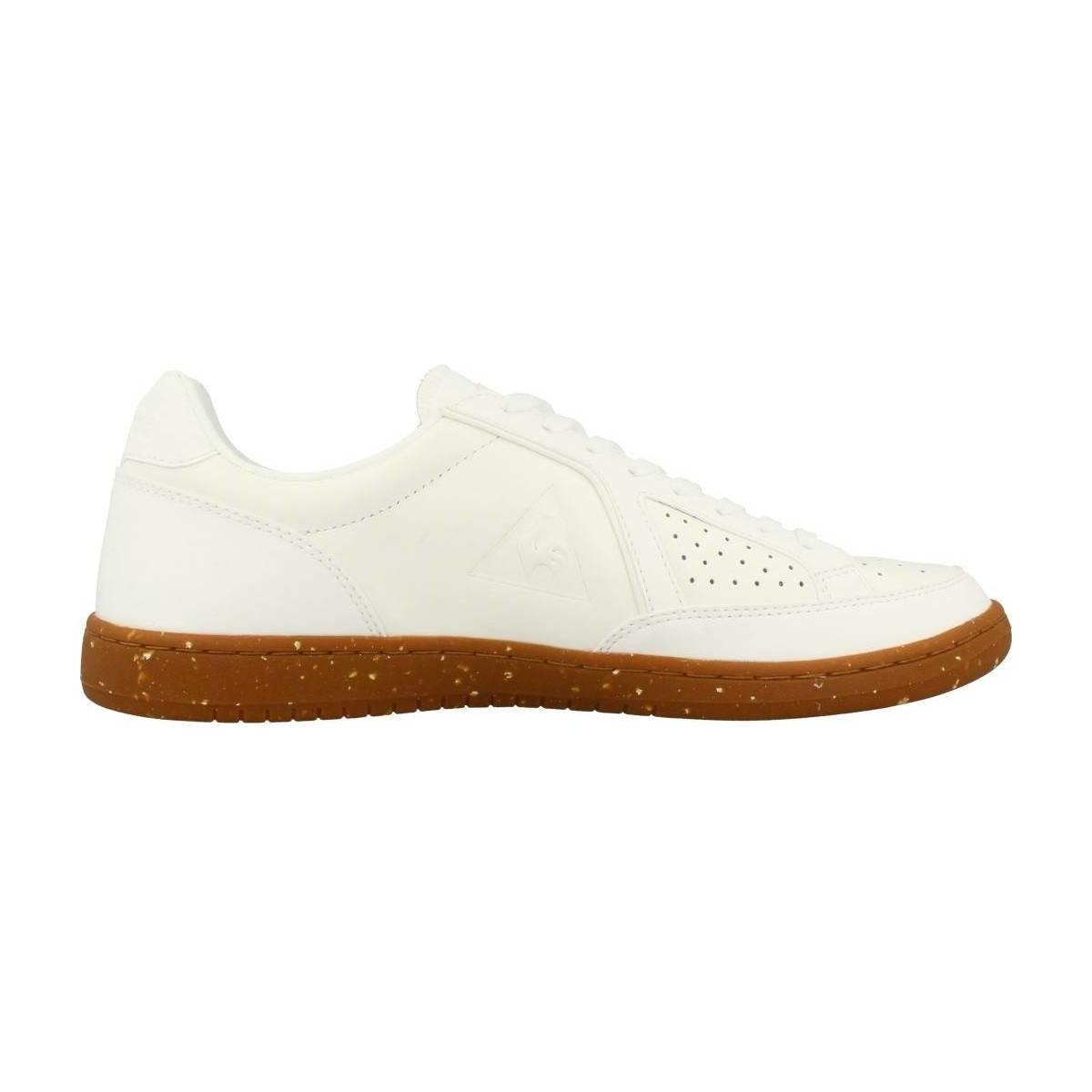 Le Coq Sportif Icons Lea Gum Men's Shoes (trainers) In White for Men