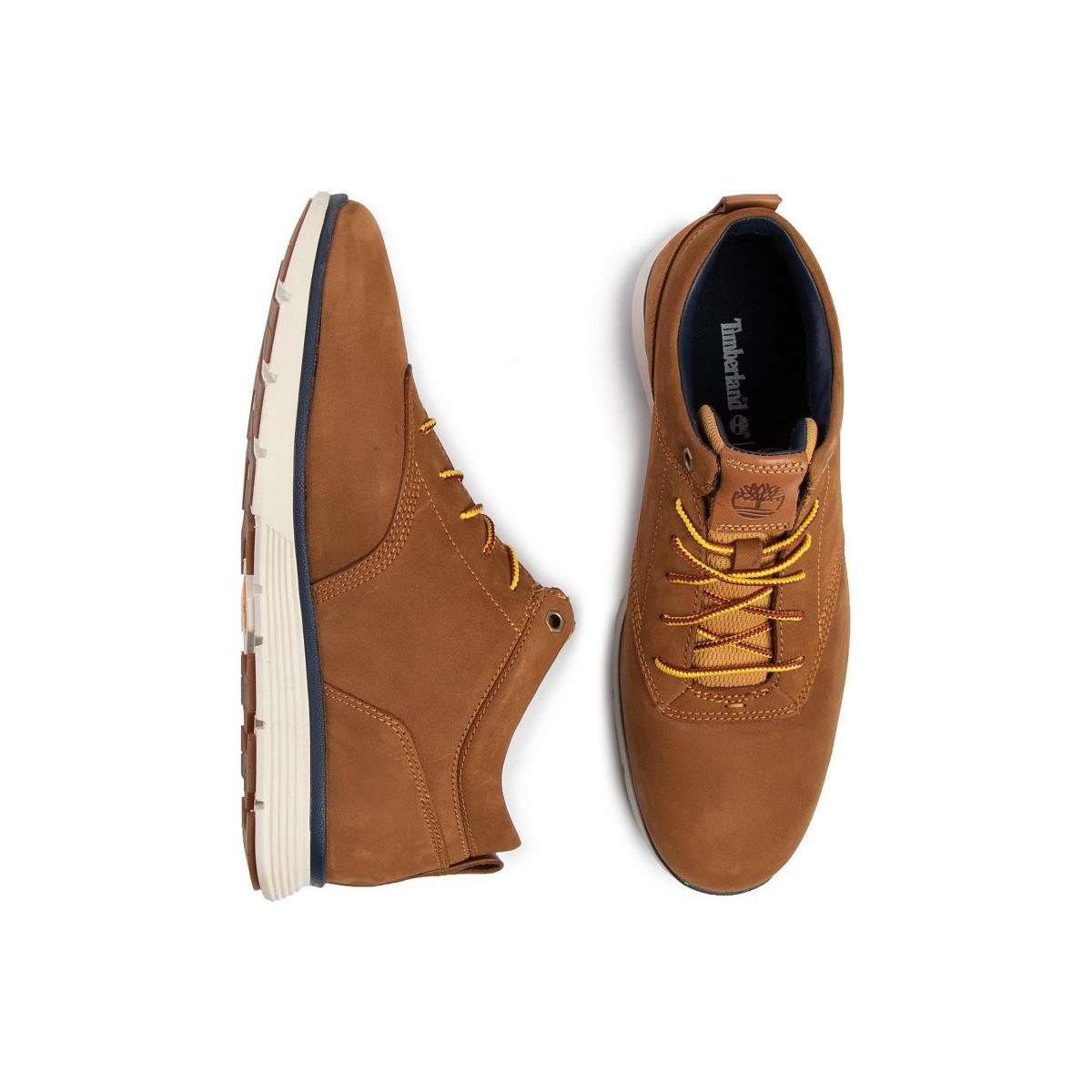 chaussures basses timberland kilington
