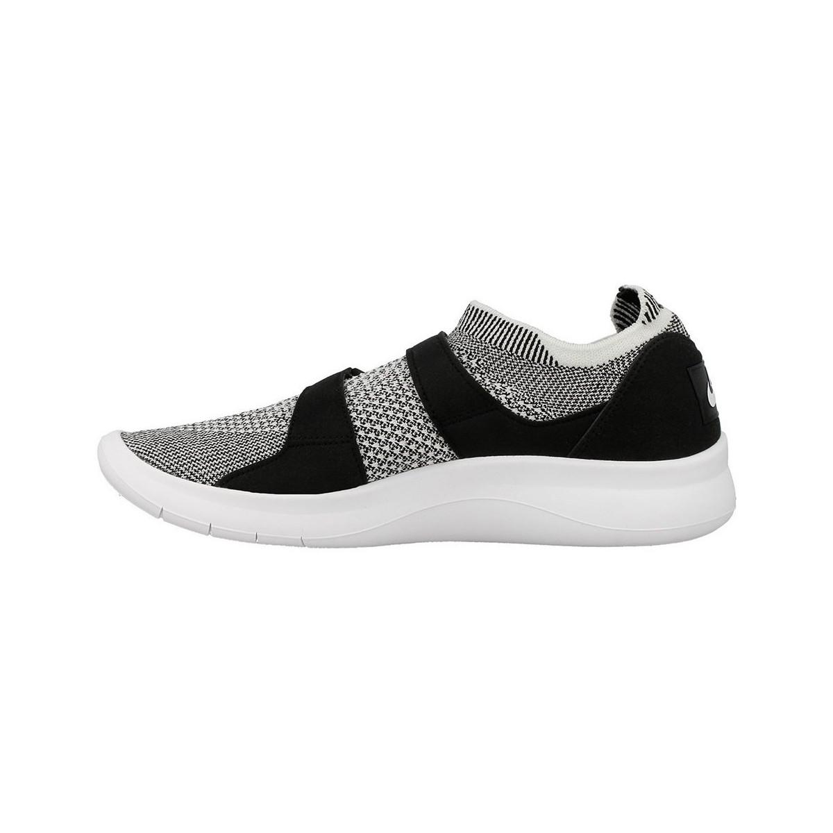 Nike W Air Sockracer Flyknit Women's Shoes (trainers) In White