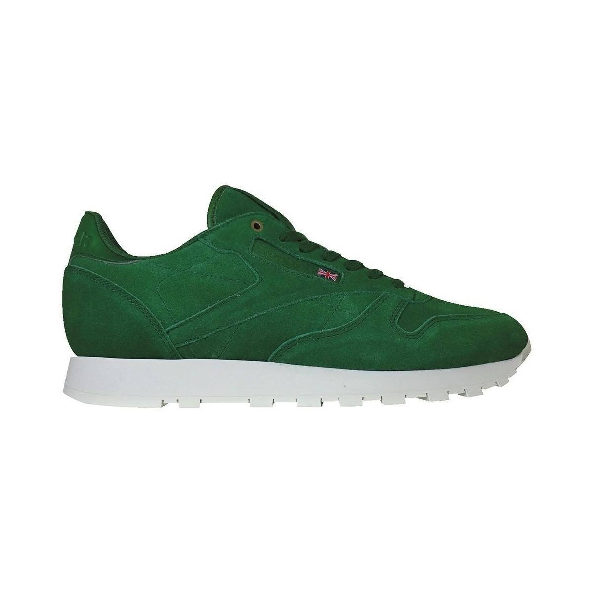 6845afd9b023 Reebok Classic Leather Montana Cans Collaboration Men s Shoes ...