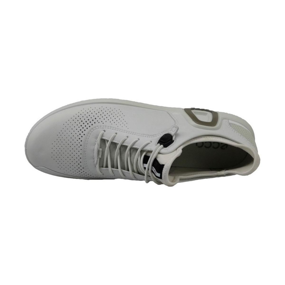 Ecco Intrinsic 3 Women's Shoes (trainers) In White