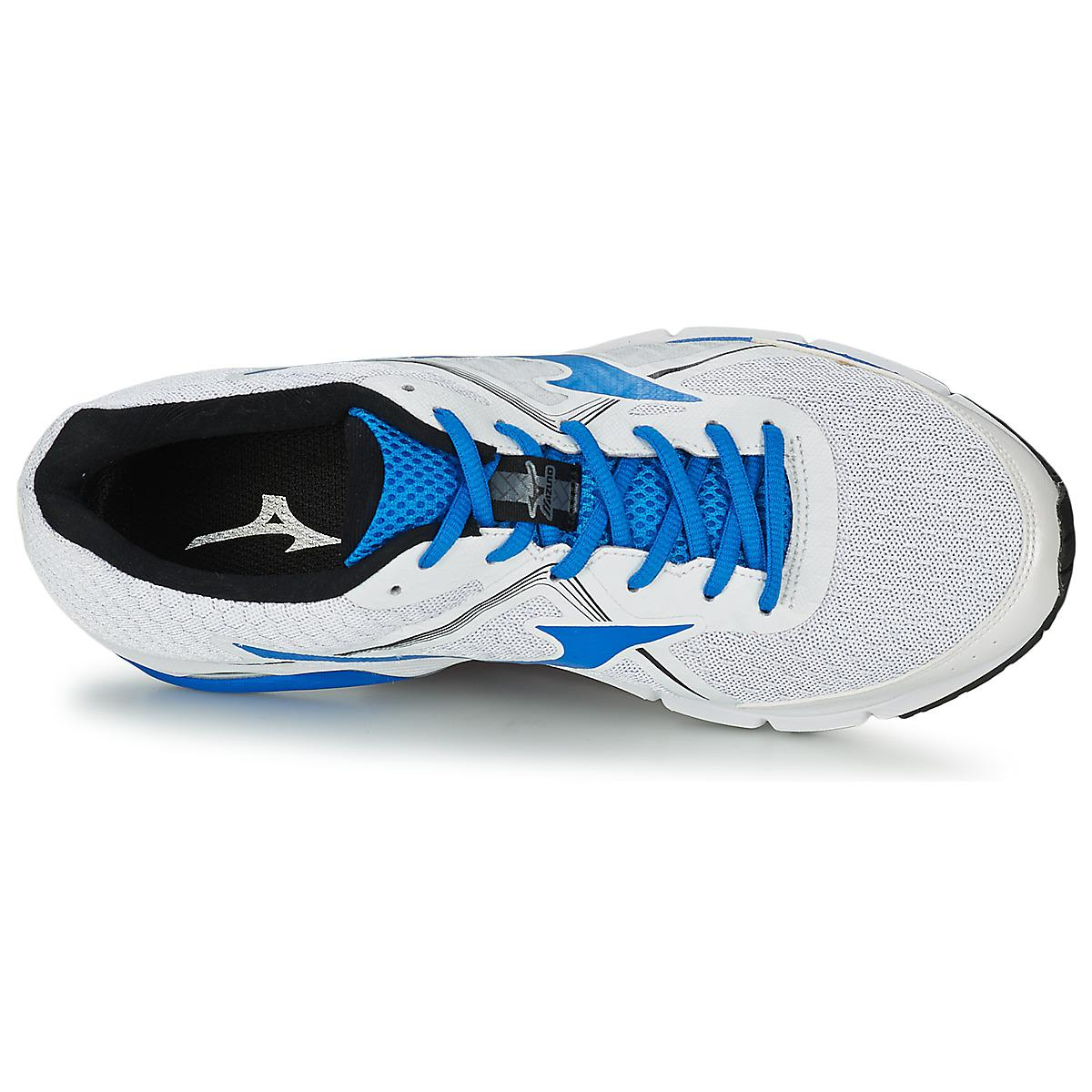 Mizuno Synthetic Wave Ultima 6 Men's Running Trainers In White for Men