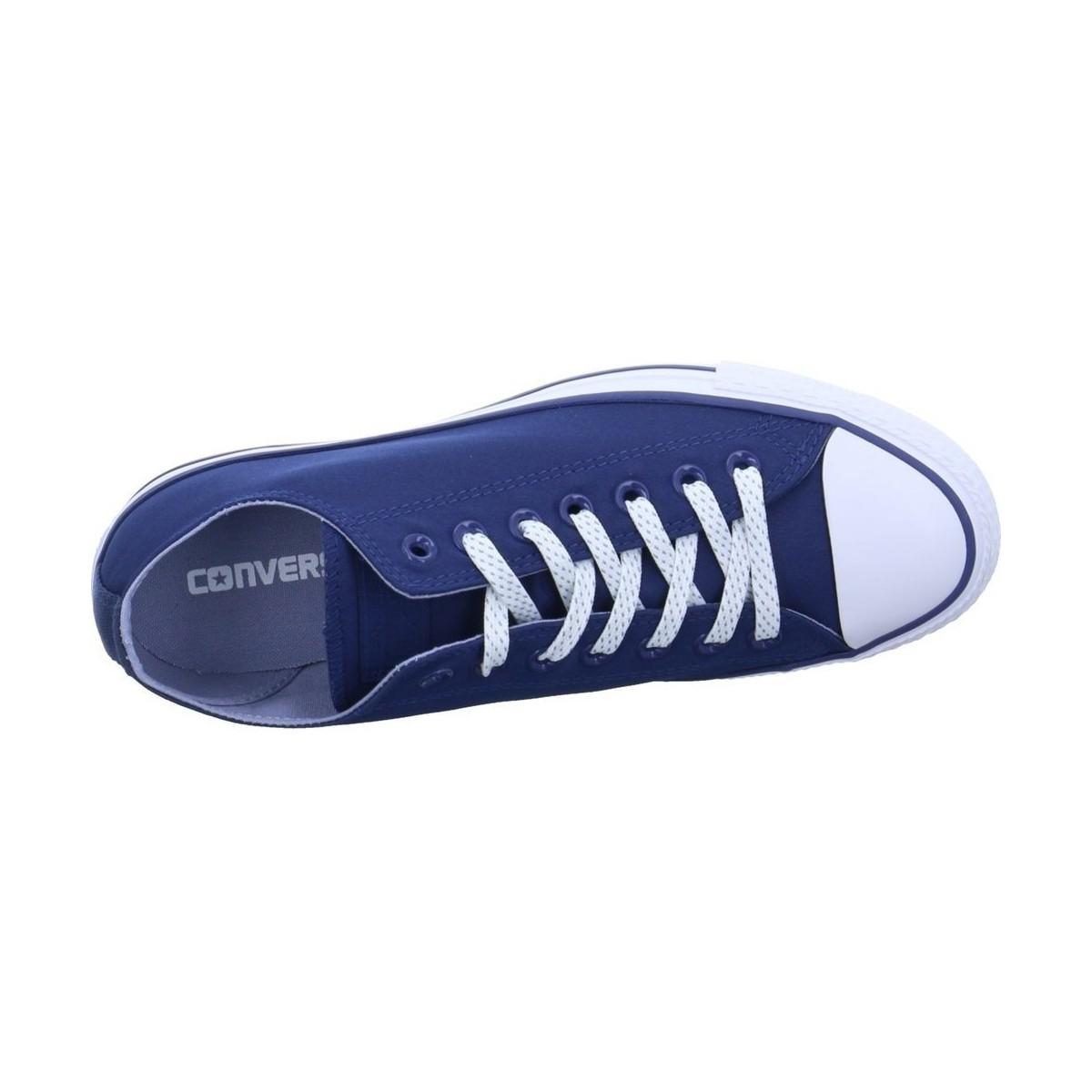 Converse Ct As Ox Men's Shoes (trainers) In Multicolour in Blue for Men