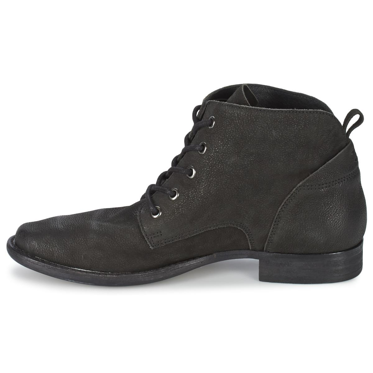 Sam Edelman Leather Mare Women's Low Ankle Boots In Black