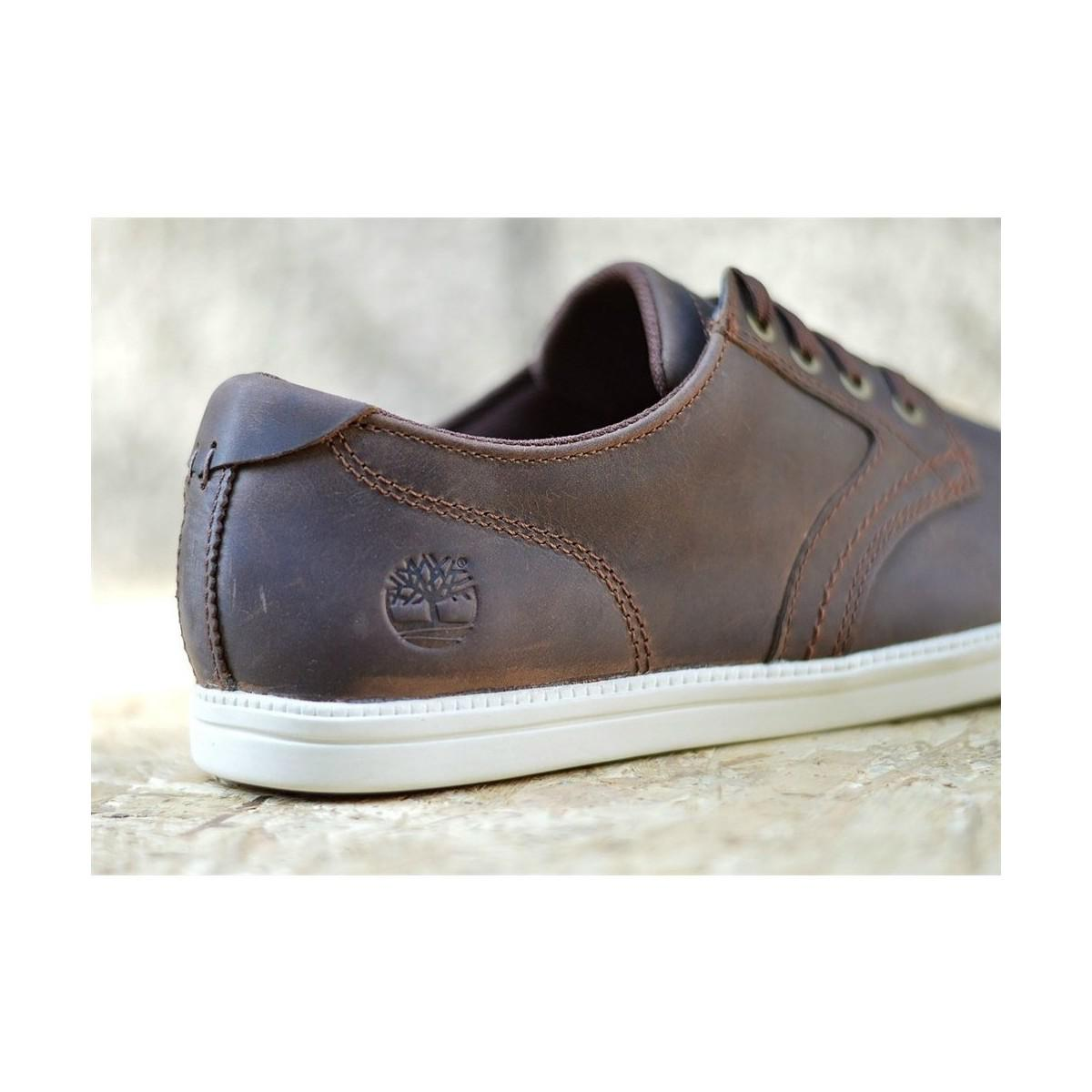 Lp Timberland Brown Men's Fulk Ox ShoestrainersIn For CxstQrBhd