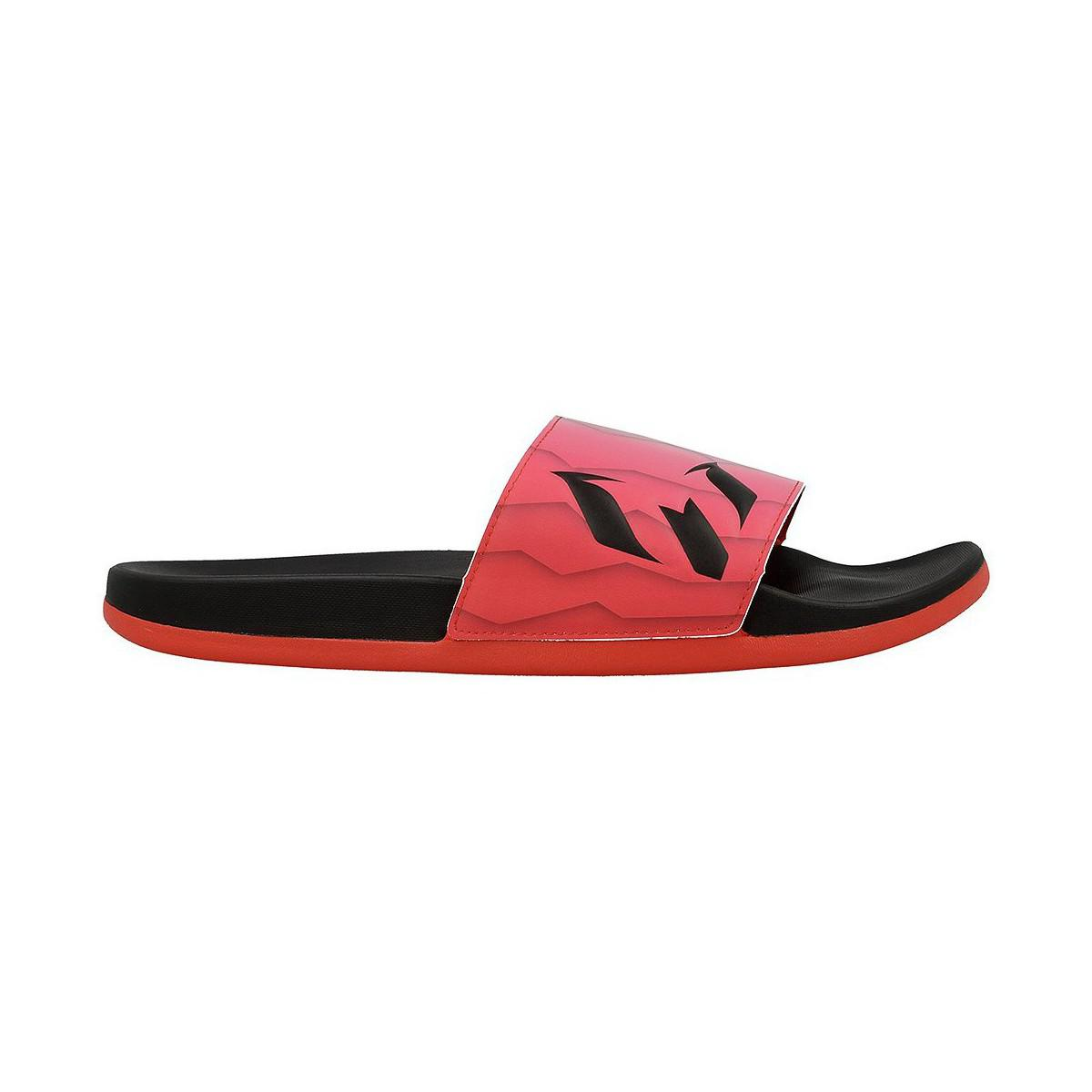 462a52d02b7358 adidas Originals Adilette Cf Messi Men s Outdoor Shoes In Red in Red ...