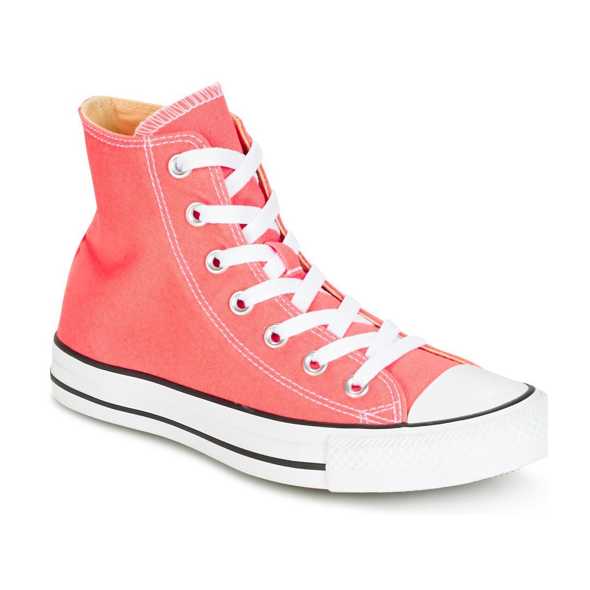 021b36fc5bef Converse. Chuck Taylor All Star Seasonal Colour Hi Seasonal Colour Hi  Sunblu Women s Shoes ...