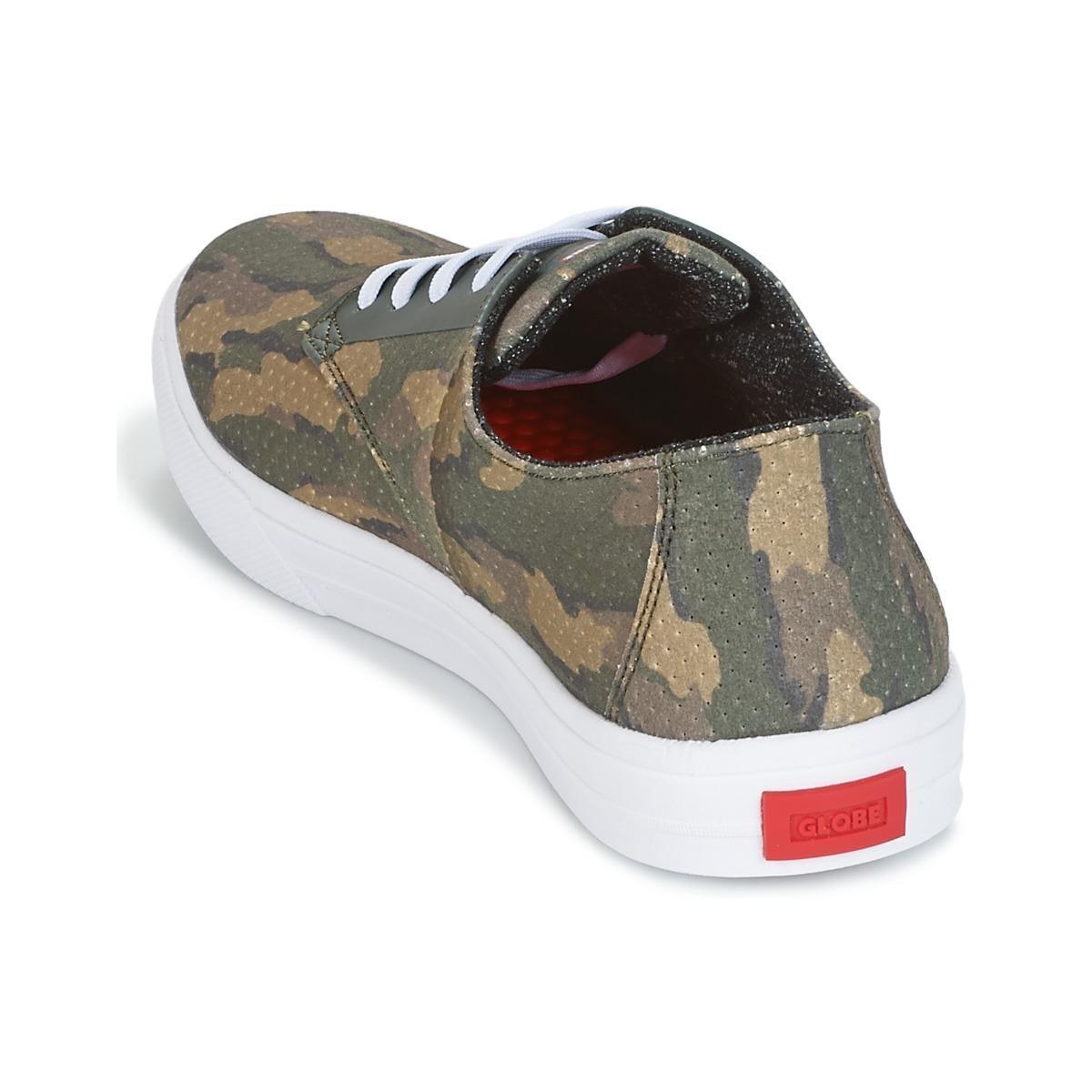 Globe Skateschoenen Motley Lyt in het Groen voor heren