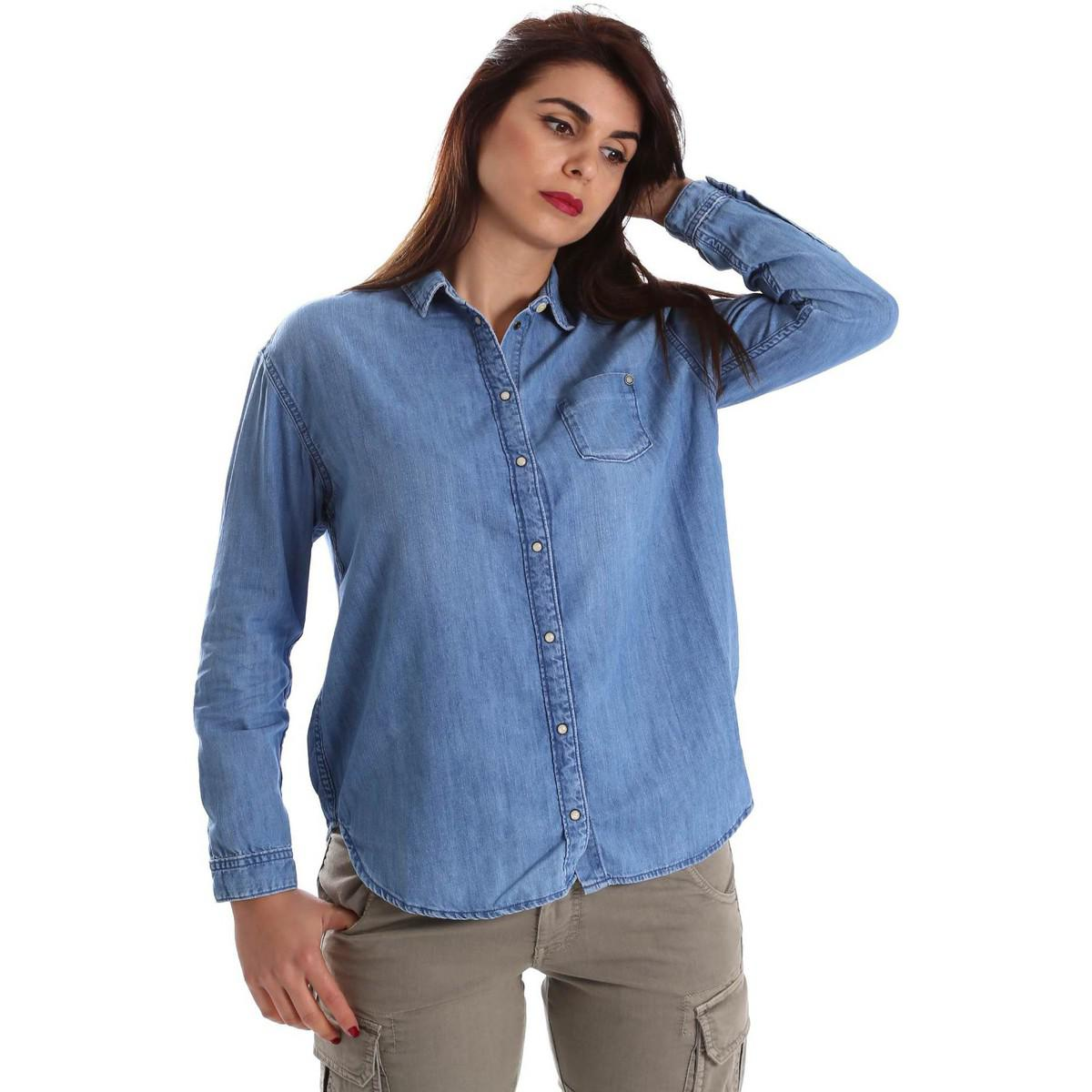 Womens Ayumi Blouse Pepe Jeans London Buy Cheap Exclusive Discount Pictures Free Shipping Classic lRfXt1jL0w