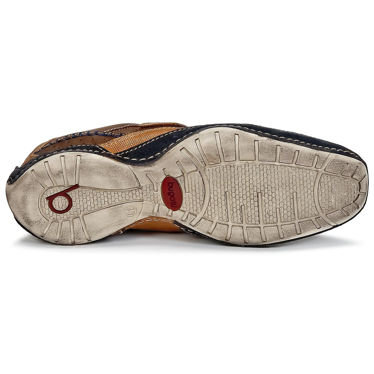 Bugatti Leather Gavete Men's Shoes (trainers) In Brown for Men