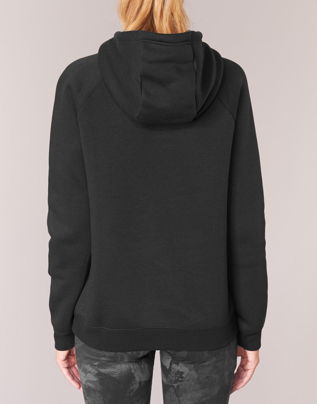 Nike Rally Hoodie Women's Sweatshirt In Black