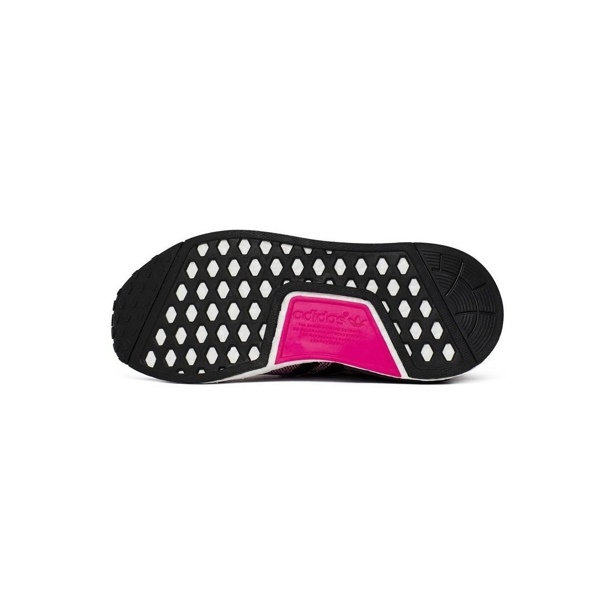 ba65e19fd adidas Nmd R1 Primeknit Women Shock Pink Women s Shoes (trainers) In ...
