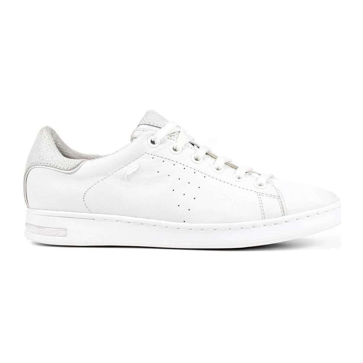 b1757615347 Geox D621ba 00085 Sneakers Women White Women s Shoes (trainers) In ...
