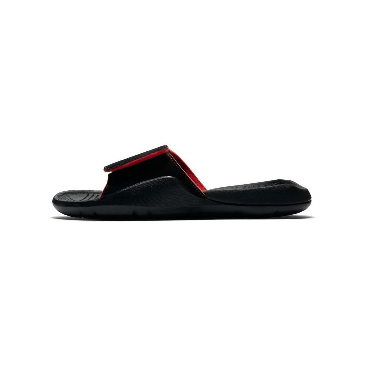 new product 5101a b1510 Nike - Air Jordan Hydro 7 Men s In Black for Men - Lyst. View fullscreen