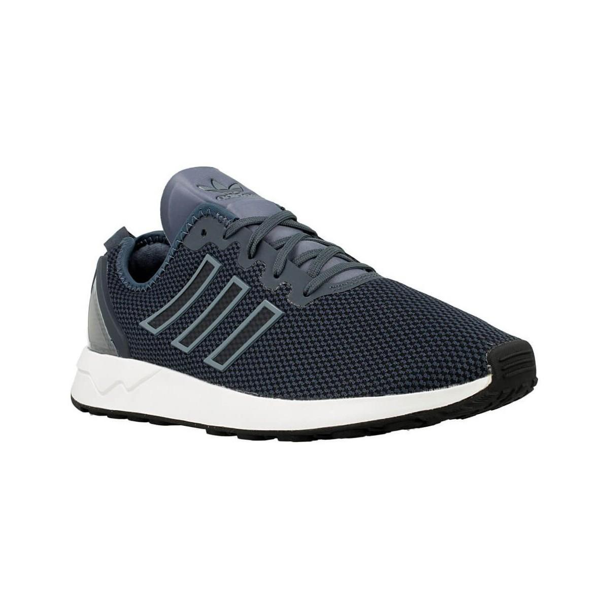 d940d73c7 adidas Zx Flux Adv Men s Shoes (trainers) In Multicolour in Blue for ...