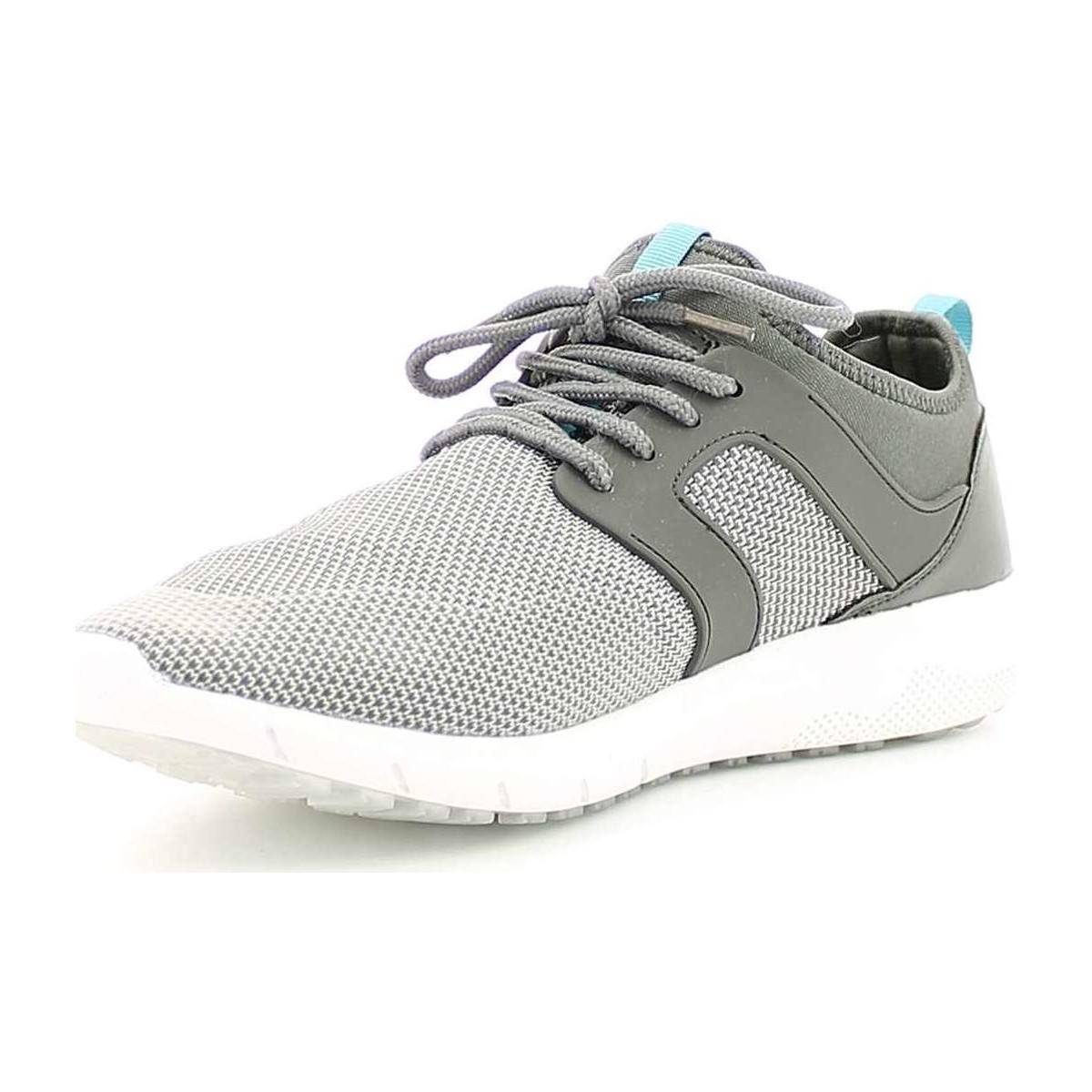 Lumberjack Sm25005 001 P39 Sneakers Man Grey Men's Shoes (trainers) In Grey in Grey for Men