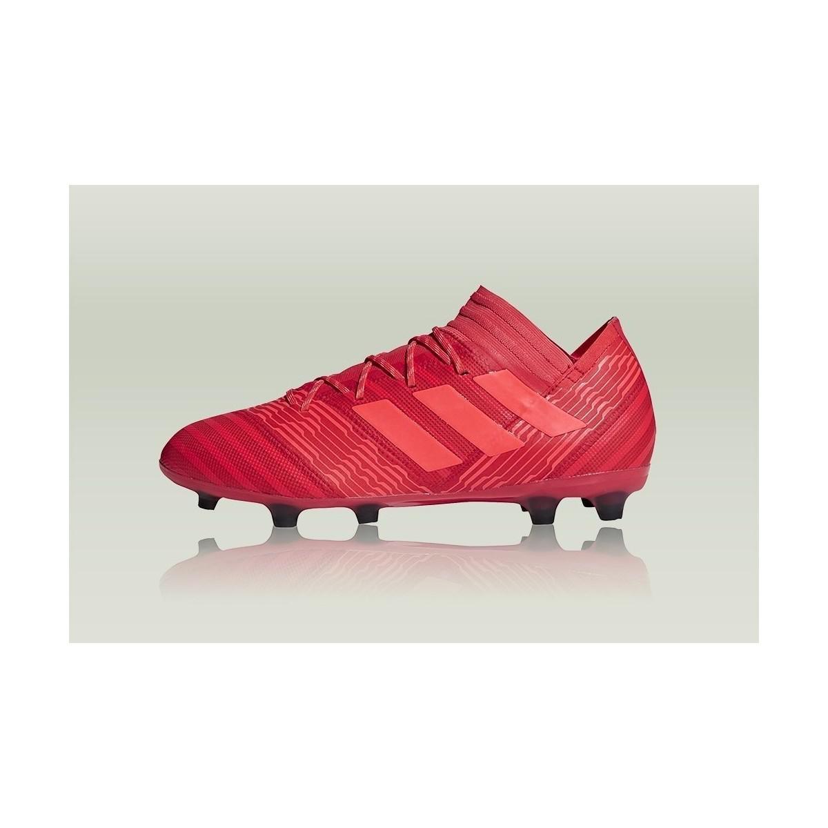 8495136131f adidas Nemeziz 172 Fg Men s Football Boots In Pink in Pink for Men ...
