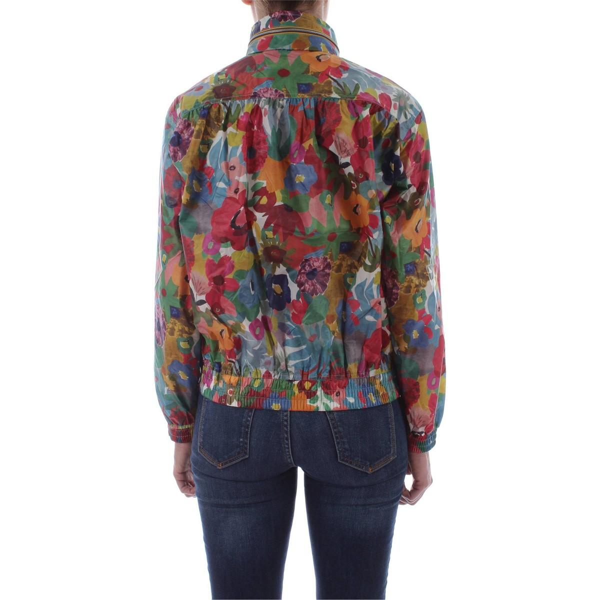 ARLETTE LIGHT SHIRT GRAPHIC 903 Blouson K-Way